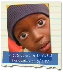 Prevention of Mother-to-Child Transmission is a service offered by ZuziMpilo Clinic